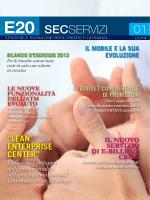 e20 rivista - Sec Servizi