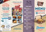 Scarica il Menu Asporto - Dreams American Diner