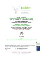 CDN relazione Biodinet