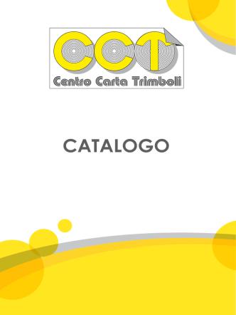 CATALOGO - Centro Carta Trimboli
