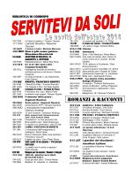 Estate 2014 - Comune di Codroipo