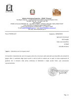 Calendario corsi di recupero Liceo Scientifico