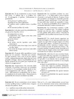 Esercizi di ripasso sul programma del II anno (prof. Romito).