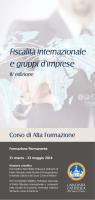 brochure FP Fiscalita Internazionale 2014.indd