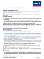 CGA Assicurazione bagagli - Allianz Global Assistance