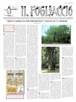 Fogliaccio» n. 71 aprile 2014