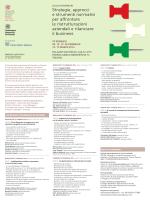 Strategie, approcci e strumenti normativi per affrontare le