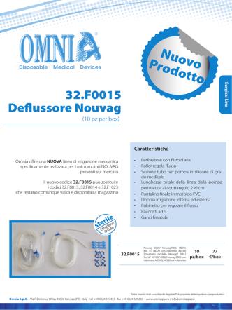 32.F0015 - OMNIA Spa
