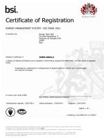ISO 50001 - Energy Team spa