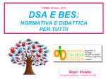 DSA E BES: - aidparma