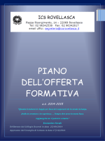 POF volume unico 2014-2015 versione del 19 ottobre