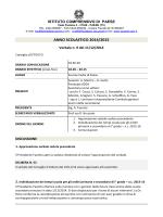 VERBALE C.d.I_9_11_12_14 - Istituto Comprensivo Casteller di