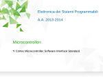Cortex microcontroller software interface standard