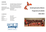 SFG Programma 2014