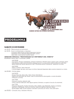 PROGRAMMA - Associazione Faunisti Veneti