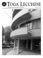 Leggi il formato PDF - Ordine degli Avvocati di Lecco