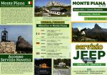 Brochure - Monte Piana