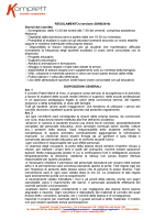 Regolamento convitto 2014