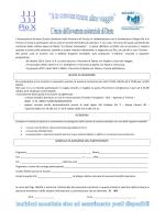 volantino 2 - Donne Medico Treviso