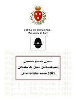 anno 2013 - Comune di Monopoli