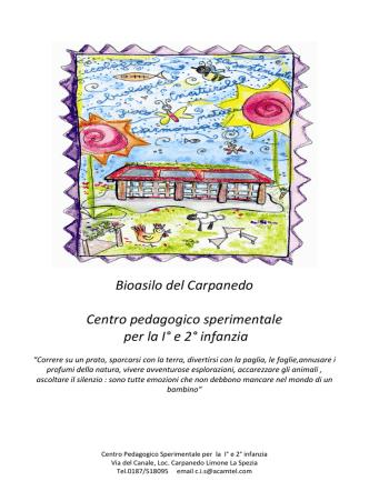 Bioasilo del Carpanedo Centro pedagogico sperimentale