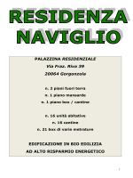 scarica il pdf del capitolato descrittivo