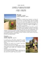 Diario - Confraternita di San Jacopo di Compostella