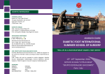 diabetic foot international summer school of surgery
