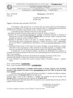 iscrizioni 2014 2015