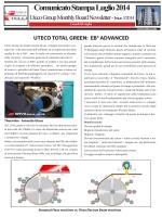 uteco total green: eb3 advanced