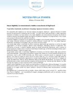 25/03/2014 Nasce DigiMob, la concessionaria mobile e