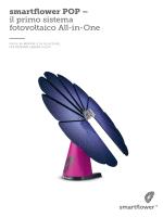 Scarica la brochure smartflower