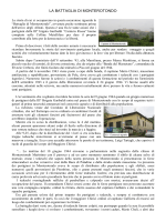la battaglia di monterotondo - Benvenuto nel CAI di Massa Marittima
