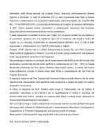 Dott. Antonio Bufalino SOPAT ESA Caltanissetta