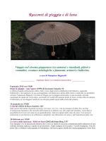 Racconti di pioggia e di luna - Centro di Cultura Giapponese Milano