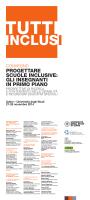 Locandina in formato pdf - Istituto Comprensivo di Basiliano e