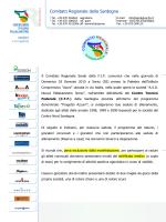 5 Convocazioni CTF Sardegna - Sorso 18-01