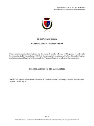 Delibera_221-29_03_04_2014 - Ragioneria Generale