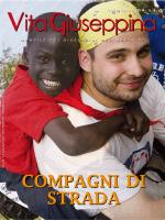 Vita Giuseppina di luglio-agosto 2014