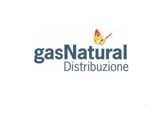 2° trim 2014 - Gas Natural Distribuzione Italia