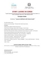 Programma della giornata e modulo di iscrizione