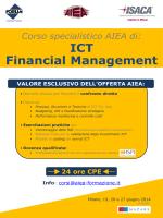 ICT Financial Management