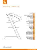 Tripp Trapp® Newborn Set