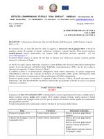 lettera ai fornitori - cuu - Istituto Comprensivo di Dorgali