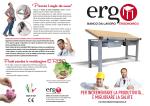 download - Banco da lavoro ergonomico ERGO