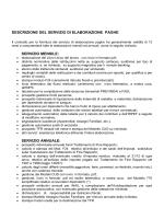 Opuscolo Servizio paghe - Associazione Industriale Bresciana