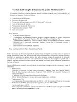 Febbraio - INFN Genova