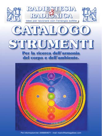 Catalogo strumenti 2014