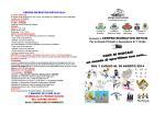organizza il centro ricreativo estivo dal 7 luglio al 30 agosto 2014