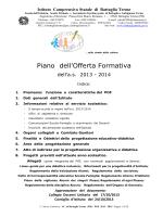 POF - IC Battaglia Terme